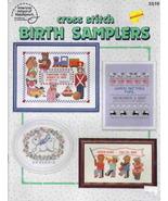 American School of Needlework Cross stitch Birt... - $4.79