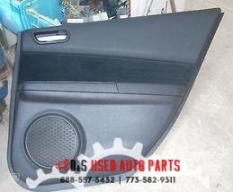 1737  right rear door trim panel 1737 thumb200