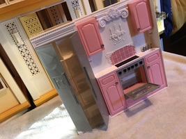 Double Sided Barbie Doll Room  - $20.00