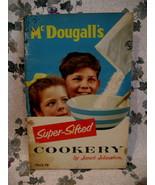 Vintage McDougalls Flour Wheatsheaf Mill Cookbook Recipes London England... - $6.95