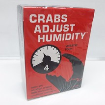 Crabs Adjust Humidity Volume 4 Cards Against Humanity Unofficial Expansion - $11.08