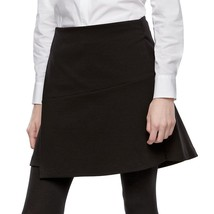 NWT Thakoon Designer Ponte Stretchy Wrap Skirt - Black or Heather Gray - $27.47