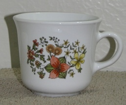 Retired Corelle Indian Summer Coffee Tea Cup Mug  - $1.25