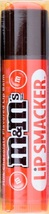 Lip Smacker M&M Chocolate Candy Orange Tube Lip Balm Gloss Chap Stick - $3.50