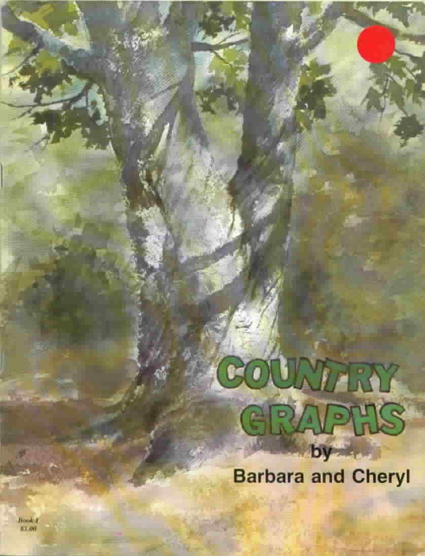 Country graphs by barbara and cheryl