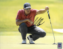 Henrik Stenson signed PGA 8x10 Photo (2014 TPC Sawgrass)- PGA Tour Hologram - $47.95