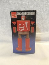Vintage Japan Plastic Coca-Cola Can Transformer Robot Toy MIB - $119.95
