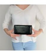 Louis Vuitton Epi Electric Leather Black Zippy wallet - $329.00