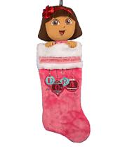 Dora The Explorer™ Plush Head Stocking w - $24.99