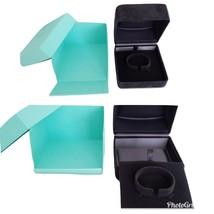 Tiffany & Co.Large Black Velvet Presentation Box Outer Box Bracelet Bang... - $175.00