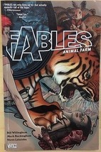 Fables Animal Farm (2003) Dc Vertigo Comics Tpb VG/VG+ 1st - $9.89