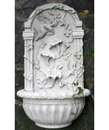 Wall Mounted Vintage Hummingbird Fountain Home Garden Decor - $75.00