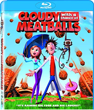 Cloudy with a Chance of Meatballs [Blu-ray] (2009)