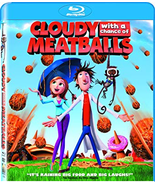 Cloudy with a Chance of Meatballs [Blu-ray] (2009) - $2.95