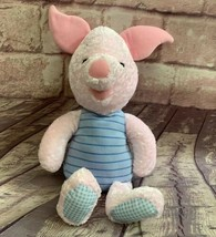 "Winnie The Pooh Piglet Disney Store Plush 18"" - $16.14"