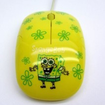 new SPONGEBOB Optical USB Wired COMPUTER MOUSE Mice For PC Laptop sponge... - $6.27