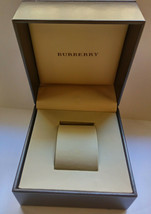 Burberry watch case box  - $28.00