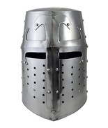 Medieval Sugar loaf Armor Helmet Wearable Costume By NauticalMart - $180.00