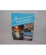 PETROLEUM Book Wilbur Cross Childrens Press Drilling Production Refining - $28.95