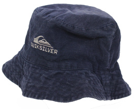 Men's Boonie Hat Reversible Quicksilver Blue Fitted  image 2