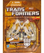 * Transformers Sunspot MOC - $12.50
