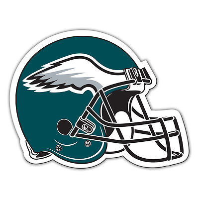 NFL NIP 12 INCH AUTO MAGNET PHILADELPHIA EAGLES HELMET