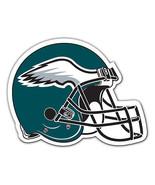 NFL NIP 12 INCH AUTO MAGNET PHILADELPHIA EAGLES HELMET - £19.44 GBP