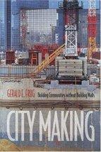 City Making Frug, Gerald E. image 1