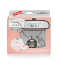 Yankee Candle Pink Sands Charming Scents Starter Kit Refillable Fragranc... - $16.00