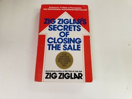 Zig Ziglar's Secrets of Closing the Sale For Anyone Get Others to Say Yes! - $6.57