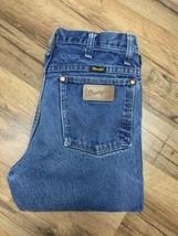 Vintage Wrangler Jeans High Waist - Women's 28x32 Straight Leg Mom Jeans - $41.58