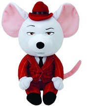 "Ty TY41235 Sing's ""Mike"" Soft Toy Mouse - $13.70"