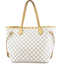 #33153 Louis Vuitton Neverfull New Model Classic Mm Tote Work Shoulder Bag - $1,050.00