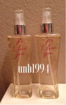 Bath Body Works P.S. I Love You Fragrance Mist spray splash perfume - $79.99