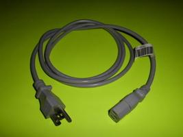 F.A.I. E199130 power supply 3 prong  6FT cable 10A 125V FAI-01 to FAI-02 - $8.95