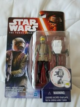 Star Wars The Force Awakens 3.75-Inch Figure Space Mission Resistance Tr... - $5.00