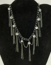 Cookie Lee Necklace Choker Renaissance Victorian Medieval Gothic Chain NWT   - $12.87