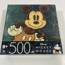 """MICKEY MOUSE DISNEY Puzzle 14"""" X 11"""" 500 Piece For Advanced Puzzlers - New - $12.18"""