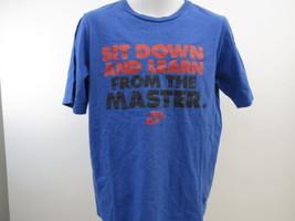 Nike Camiseta Hombre Talla L Ajuste Delgado Azul Silla And Learn de la  Master -  28.23 132064fea57c8