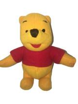 Disney Winnie The Pooh & Friends Bear Plush 1994 Mattel Plushie Original - $9.89