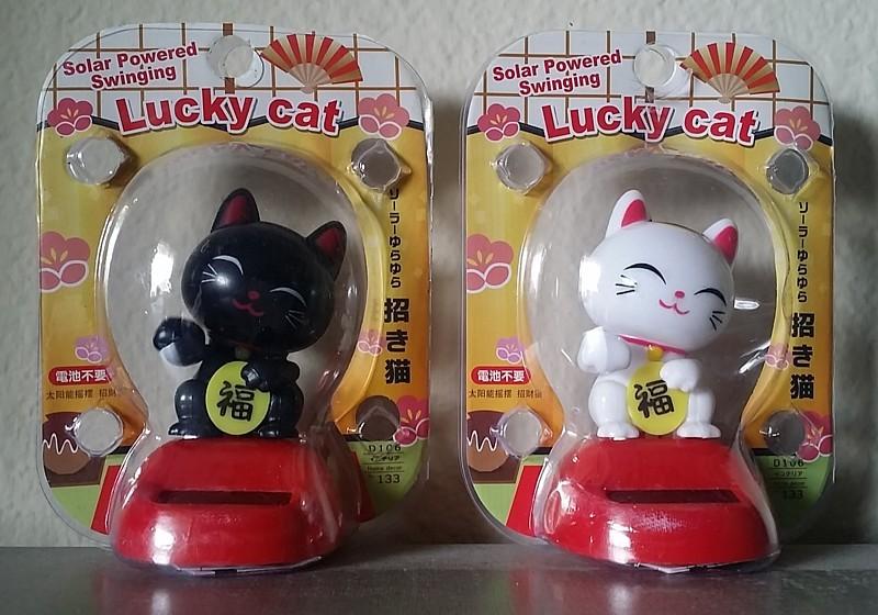 Luckycatsolar