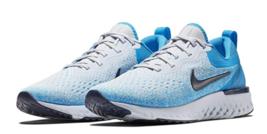 Nike Odissea React Taglia 9.5 M (B) Eu 41 da Donna Corsa Scarpe Blu Ao9820-006