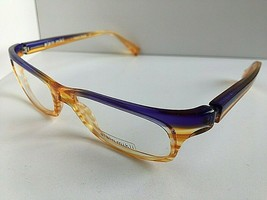 New Vintage ALAIN MIKLI A 0691 18 52mm Eyeglasses Frame France - $395.99
