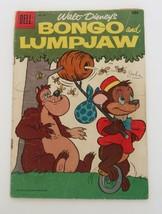 1956 Dell Comic Walt Disney Bongo and Lumpjaw #706 reading copy - $5.00