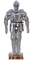 NauticalMart Medieval Knight Full Suit Of Armor Steel Larp Armour Costume - $899.00