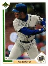 1991 Upper Deck Ken Griffey Jr. #555 MLB Sports Card - $8.88