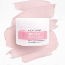Skin & Lab Pink Clay Facial Mask image 1