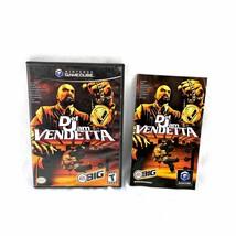 Def Jam Vendetta OEM Case Manual Box Art Only NO GAME - $25.00