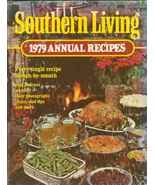 Southern Living Cookbook 1979 Annual Recipes Me... - $16.80