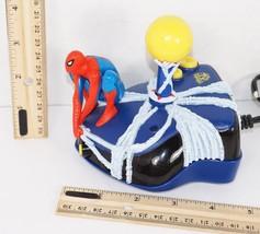 """SPIDERMAN MARVEL COMICS 4.5"""" TOY JAKKS PACIFIC JOYSTICK TV GAME PLUG N P... - $8.44"""